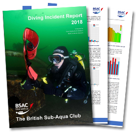 Annual Diving Incident Report 2018