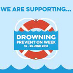 Help prevent drowning week