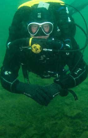 Closed circuit rebreather (CCR) courses - British Sub-Aqua Club