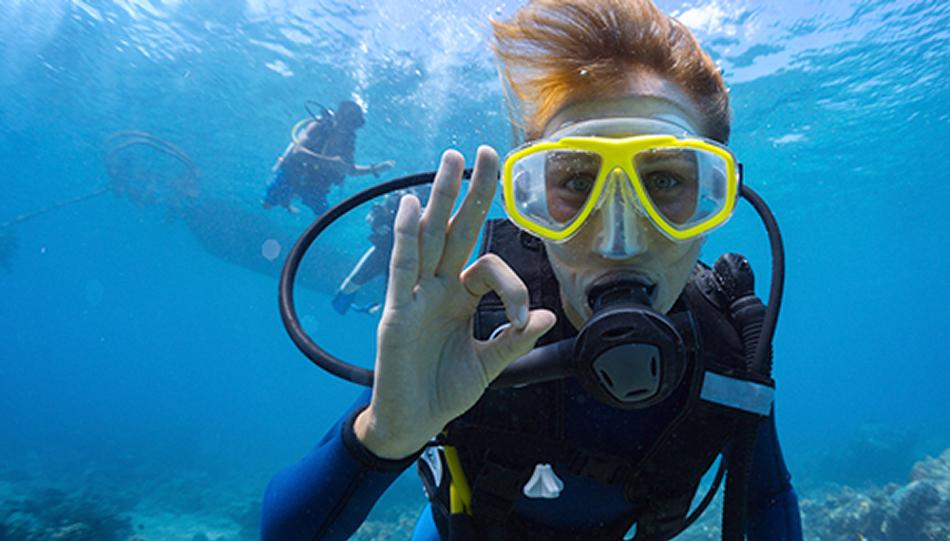Discover scuba diving with BSAC