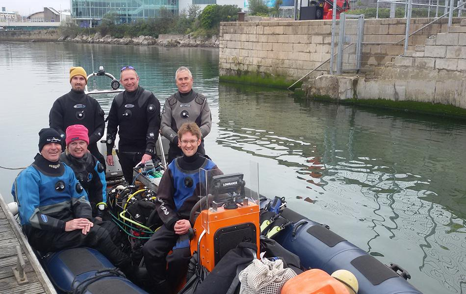 BSAC's Diver Coxswain Assessment recognises a high level of seamanship knowledge and boat-handling ability, including working with divers in the water.