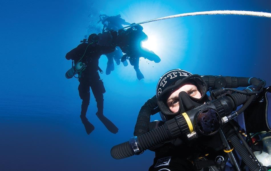 Join BSAC's growing family of Tech Divers (from all agencies) covered by the best Liability insurance policy for technical diving on the market